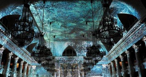 Театрализованное гала-представление «Имперские столицы: Санкт-Петербург-Вена»