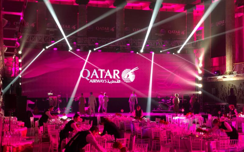 Открытие авиасообщения между Дохой и Санкт-Петербургом авиакомпанией QATAR AIRWAYS